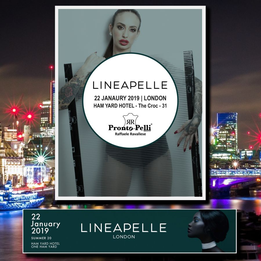 LINEAPELLE LONDON SUMMER 20