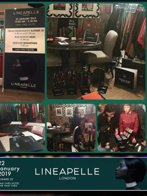 LINEAPELLE LONDON REVIEW