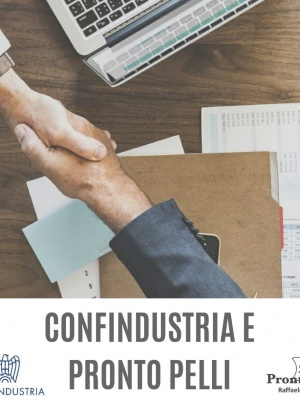 Pronto Pelli joins Confindustria