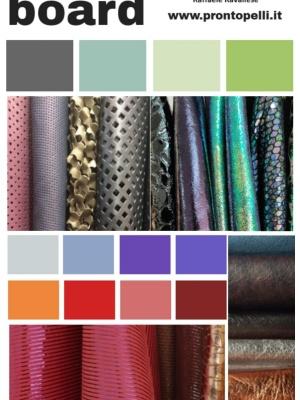 Tendenze e Colori - La Moodboard per lasciarsi inspirare